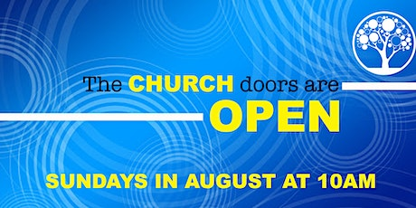 FWC Church Reopening tickets