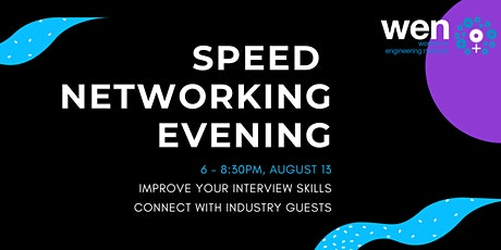 Speed Networking Evening tickets