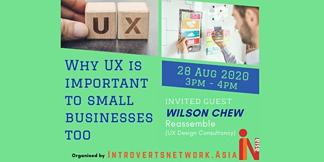 Why UX is important to small businesses too? tickets