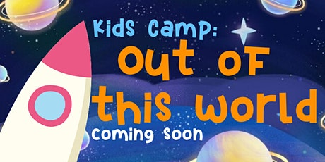 Kids Week Out - Lost in Space tickets