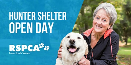 RSPCA NSW Hunter Shelter Open Day, celebrating Include a Charity week tickets