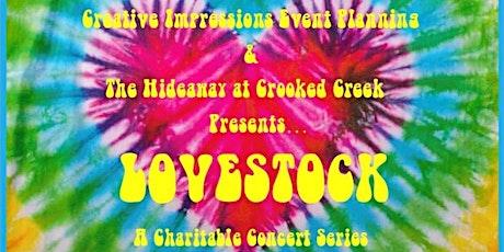 Lovestock Concert 1 tickets