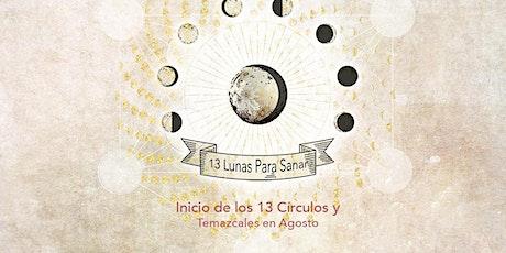 Círculo de Mujeres y Temazcal de Luna Nueva tickets