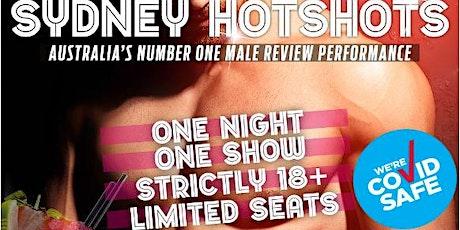 Sydney Hotshots Live At The Irish Village - Emerald tickets