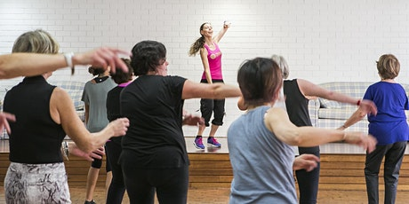 Zumba Gold - Marrickville tickets