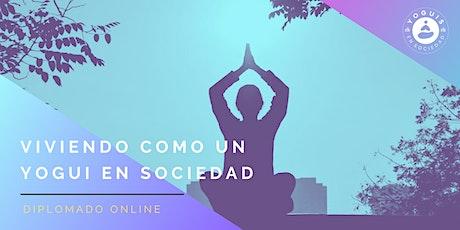 Diplomado: Viviendo como un yogui en sociedad boletos
