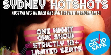 Sydney Hotshots Live At The Colliope Central Bowls Club tickets