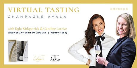 Free Virtual Tasting with Champagne Ayala tickets