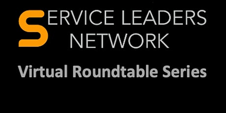 SLN Virt. Roundtable: Augmented Reality in Service - Deployment Approaches tickets