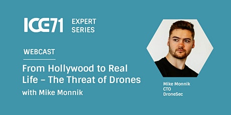 Live Webcast: From Hollywood to Real Life – The Threat of Drones tickets