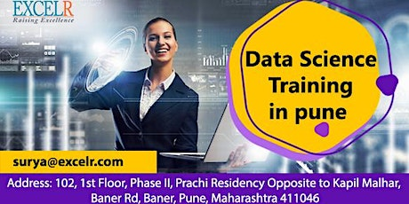 Data Science Course in Pune tickets
