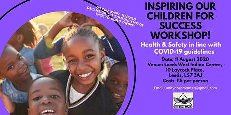 Inspiring our Children for Success Workshop tickets