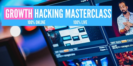 Growth Hacking Masterclass Tickets
