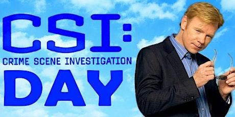CSI Day tickets