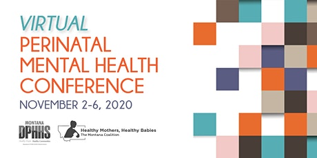 VIRTUAL Perinatal Mental Health Conference tickets