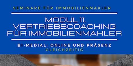 11. Vertriebscoaching für Immobilienmakler in Gerolstein #berufsbegleitend tickets
