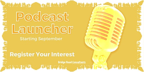 Podcast Launcher Online tickets