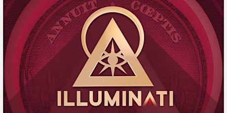 JOIN US @iLLUMINATI FOR FREE tickets