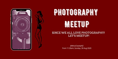 Photography  Meet up tickets