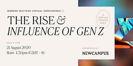 Modern Matters Conference | The Rise and Influence of Gen Z tickets