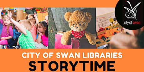 Ellenbrook Library Storytime (Mondays) tickets