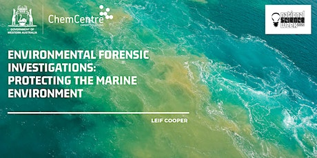 Environmental Forensic Investigations: Protecting the Marine Environment tickets