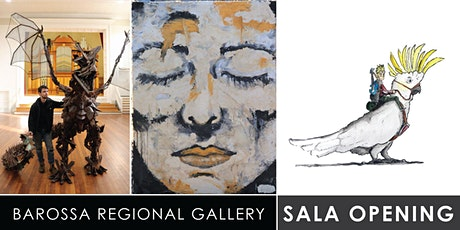 Barossa Regional Gallery SALA Exhibitions Opening tickets