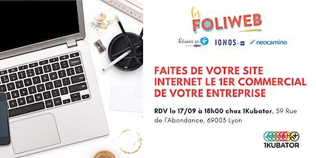 [Lyon] Faites de votre site internet le 1er commercial de votre entreprise billets