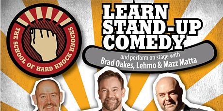 Learn stand-up comedy in Melbourne this November with Lehmo tickets