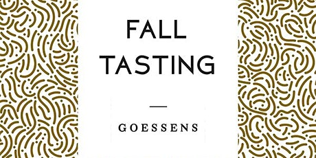Fall Tasting billets