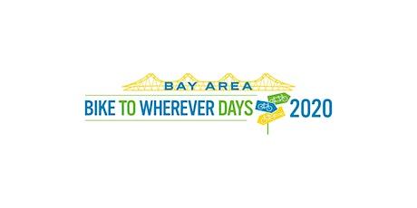 Volunteer - Bike to Wherever Days  2020 Preparations tickets