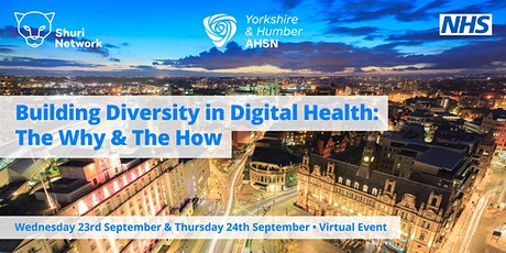 Building Diversity in Digital Health tickets