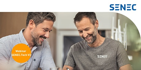 SENEC.Tech V3 - 25/08/20 biglietti