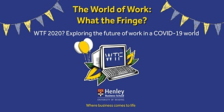 World of Work: What the Fringe? tickets