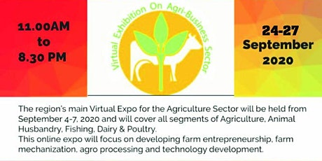 Agri-Business Virtual Show tickets