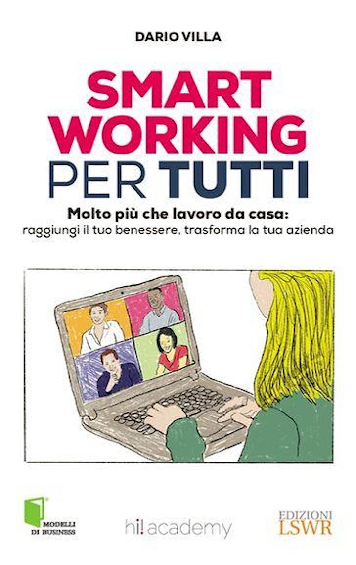 """Immagine Presentazione del Libro """"Smart Working per tutti"""""""