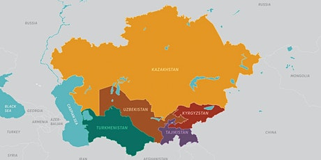 Centralasiendagarna 2020 tickets