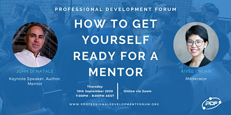 How to Get Yourself Ready for a Mentor tickets