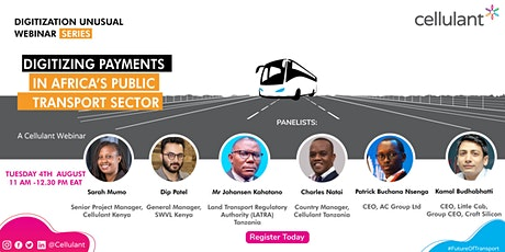 Digitizing Payments for Africa's Public Transport Sector tickets