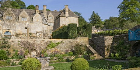 Timed entry to Snowshill Manor and Garden (3 August - 9 August) tickets