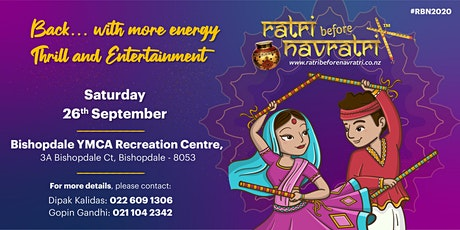 Ratri Before Navratri - Christchurch 2020 tickets