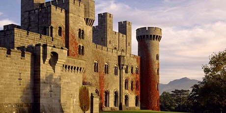 Timed entry to Penrhyn Castle and Garden (3 August - 9 August) tickets