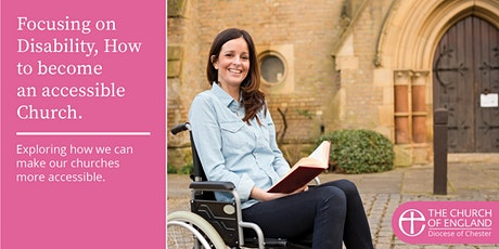 Focusing on Disability, How to become an accessible Church tickets
