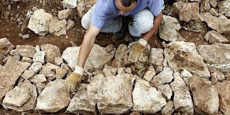 Initiation à la construction à pierre sèche billets