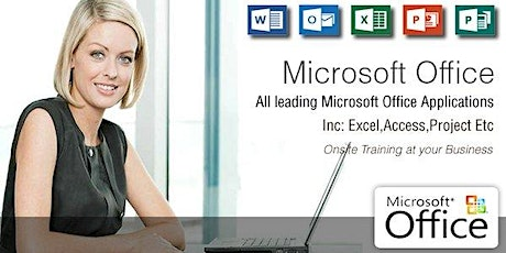 Microsoft Excel Intro Training Course - Naas tickets