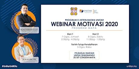 UNITAR E-Engagement Programme MOTIVATION WEBINAR 2020 biglietti