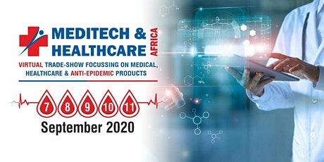 Meditech & Healthcare Africa 2020 tickets