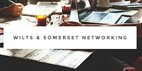 Wiltshire & Somerset Business Networking tickets