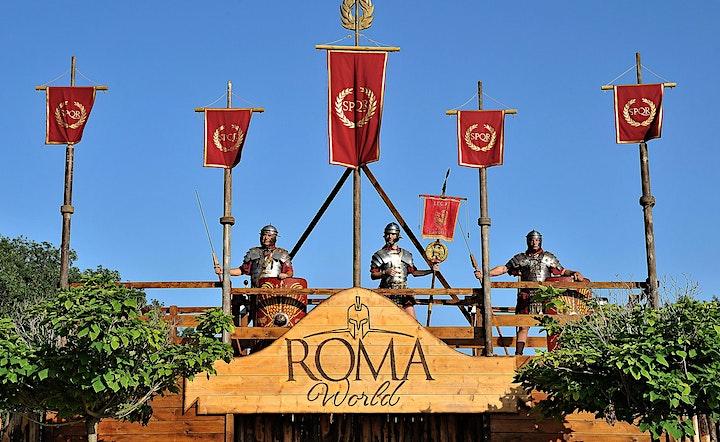 Immagine Ingresso Roma World