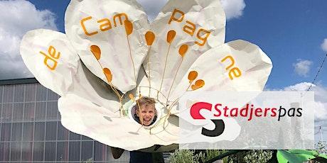 OntdekDagen, voor nieuwsgierige kinderen STADJERSPAS 12 aug. tickets